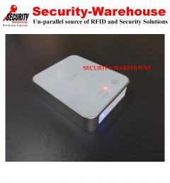 Portable Bluetooth UHF RFID reader card reader card issuer uses R500 program Long Range 2M