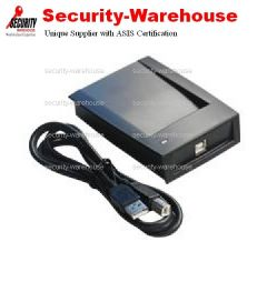 RFID 125 KHz Desktop Reader USB EM 4100 Compatible HID