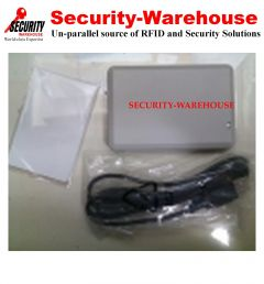Cheapest RFID UHF Writer in Market 860-960 MHz ISO 18000 6C Mini Desktop 10cm Reader USB + SDK #deskuhf