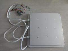 RFID UHF Full Range MHz 5M Reader Writer RS232 EPC 96-bit Multi-tags EU ETSI Compliant