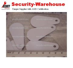 RFID 125 KHz Price Tag +Hole Diamond Shape 0 9mm