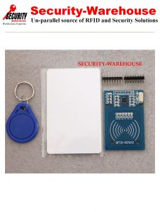 RC522 Card Read Antenna RFID Reader IC Card Proximity Module New