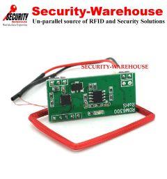 125 KHZ EM4100 RFID Card Read Module RDM630 UART Compatible to Arduino