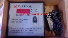 RF Frequency Tester 100 MHz-1 GHz Portable