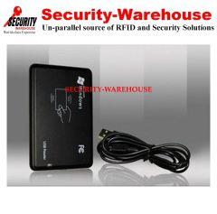 RFID 125KHz/13.56MHz Reader USB