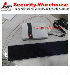 RFID UHF Desktop Reader Writer Server Multi-Tag RS232 EPC 96-bit 30dBm External Antenna
