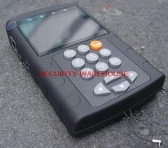 Portable 3.5 Multimeter Tester ST869 for CCTV Security Camera Electricity output 5V 12V