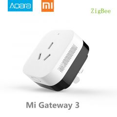 2017 Xiaomi Smart Home Gateway 3 ,Aqara Smart Light Control ZiGBee/Wifi  Wireless Key and Wall Switc