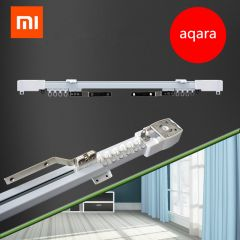 2018 New xiaomi MI mijia aqara curtain rails,Zigbee wifi work with mi home app xiaomi smart remote c
