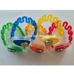 ABS Plastic TM Smart Card Bracelets,Waterproof TM1990A-F5 Wristband Strapps for Sauna/Resort/Bath ce