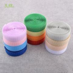 Chainho,1Yard/Lot,Nylon Soft Magic Tape,Hook&Loop Fastener,For Garments/Wrist Harness/Computer&Earph