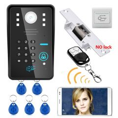 DIY Waterproof Rfid Door Access Control Kit Set With wireless remote control unlock + 5 * ID cards I