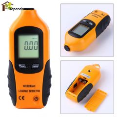 Digital LCD Display Microwave Leakage Detector Percision Radiation Meter Microwave Leaking Tester wi