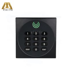 Good Quality ZK Access Control Card Reader Wiegand34 MF Card IC Card Reader IP64 Waterproof Smart Ca