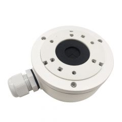 In Stock Hikvision CCTV Bracket DS-1280ZJ-XS Aluminum Alloy Juction Box for Bullet Camera DS-2CD1021