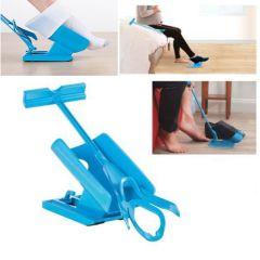 Mayitr Sock Slider Easy On Easy Off Sock Aid Kit Sock Helper No Bending Stretching