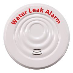 NEW Safurance Wireless Water Leak Alarm Flood Level Overflow Detector Sensor Fish Tank Kitchen Home