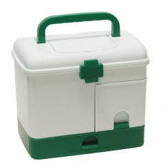 Plastic Storage Box Medicine Organizer Box Case Multi-layer First Aid Kit Big Capacity drawers Medic