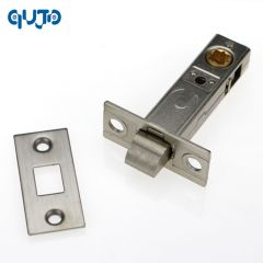 Tubular Backset Conversion Latch Stainless Steel Bathroom And Indicator Latch Lock