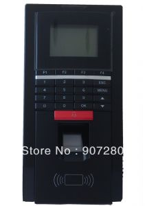 Wholesale Single Door Fingerprint and RFID Card Access Control System & Time Attendance Kits
