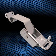 Stainless steel hasp medical Sealing equipment Filter bucket buckle box case lock Hard