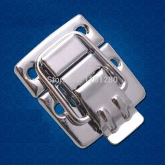 metal hasp 6435 alloy air box lock hardware box clasp tool box buckle Luggage accessor