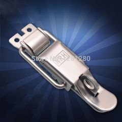 metal hasp Stainless steel buckle box fastener insurance clasp Industrial equipment