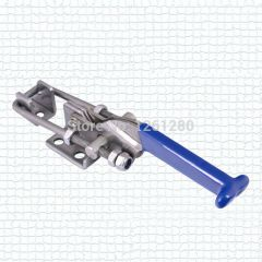 free shipping stainless steel hasp Quick clip adjustable buckle fixture industry lock Machinery and