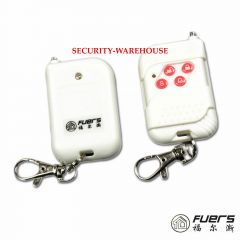 Wireless 4 Button Remote Control Keyfob ABS for GSM Alarm