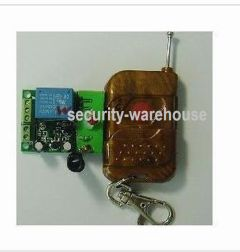 1CH Wireless Remote Control for Open Door Exit